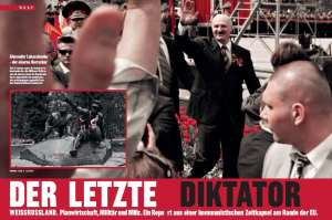 Alexander Lukaschenko (Fotos: Heinz S. Tesarek)
