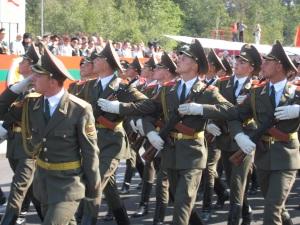 Parade am Unabhängigkeitstag (Foto: Lehermayr)