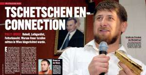 Tschetscheniens Präsident Ramsan Kadyrow